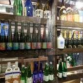 日本酒好きな人にとっては、たまらないラインアップ