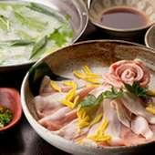 鮮魚付きご宴会プラン