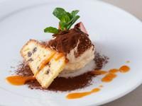 人気ドルチェの美味しさを再発見できる、大人の『ティラミス』