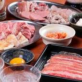 コストパフォーマンス最高の【焼肉宴会コース】で各種宴会