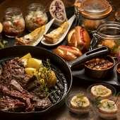 ジューシーな味わいが口いっぱいに広がる『和牛ステーキ』