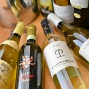 がぶがぶ飲みたいワインはボトル1500円~種類豊富にご用意