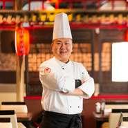 """誰もが知る定番の中国料理こそ、オリジナル性を追求。人気の四川料理では本場の辛さを求める人だけでなく""""辛いものが苦手""""という人でも楽しめるよう、4段階の辛さのレベルを用意。多くのニーズに応えています。"""