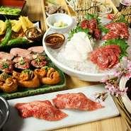 飲み放題はお料理代と別1500円にてご用意しております。 飲み放題付きの場合4000円となります。