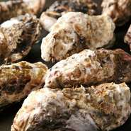 しっかりと殺菌され、徹底、管理された安心、安全な牡蠣を使用しています。全国からその時期おすすめの牡蠣を日替わりでご用意しております。是非お好みのお酒と共に、当店でごゆっくりとお食事をお楽しみください。