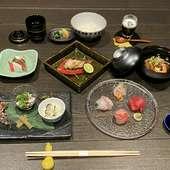 旬の食材「10000円コース」
