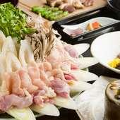 秋田伝統『きりたんぽ鍋』