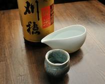 秋田の日本酒も多数ございます!