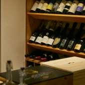 料理、そして味わう人にあわせた、うれしいワインのペアリング