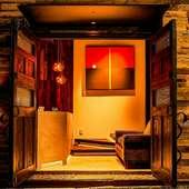 完全個室◎ 大切な方との接待からカジュアルな接待まで対応可能
