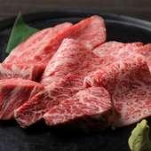 その日料理長が厳選したお肉の盛り合わせ『本日の5種盛り』