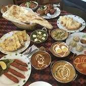 ネパール・インド料理、いろんな種類のメニューがあります!
