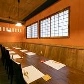本格的な日本料理を気構えなしで楽しめ、コスパの良さも魅力