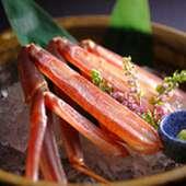 【数量限定】--◇花プラン-Hana-◇--当店リーズナブル蟹コース4500円⇒3000円
