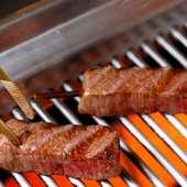 特別なロースターを使うことで可能になった記念日での焼肉
