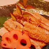 究極の風味と食感! 穴子料理の概念が変わる『煮穴子炙り焼き』