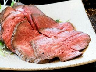甘みと旨味がたまらない。舌の上でとろけていく「田子牛」