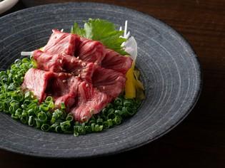 味と安全が食材選びの優先項目。料理に用いるのはすべて国産肉