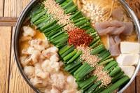 味わい深い旨みと辛みの韓国味噌を使用!