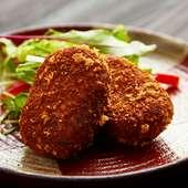 天ぷら盛り合わせ(キス、海老、穴子、野菜2点)
