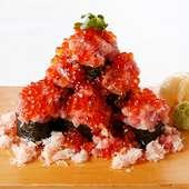 こぼれ巻寿司