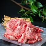 食べ放題のお肉は提供時の鮮度を保つために、温度管理を徹底し、氷点下のまま店内で一枚、一枚丁寧に切り出し、万全の品質管理でお客様へ提供させて頂きます。