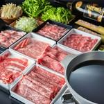 『牛タンコース』牛秘豚コース+牛タン!スープは5種からお選び下さい!100分食べ放題 4950円→3850円!