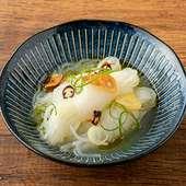 地鶏と珍味タマスミ『大根おでん チーズスペシャル 鶏そぼろみそミルフィーユ+タマスミ仕立て』