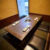 様々なシーンに対応可能な個室付きの博多の駅近くの焼肉屋さん
