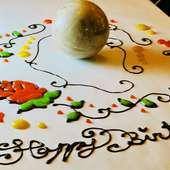記念日は当店のテーブルアートで