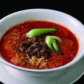 ピリッとしたクセになる辛さが際立つ。シンプルながら深い味わい『タンタン麺』