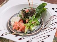 厳選肉が上質な美味を醸し出す『コース料理 肉』