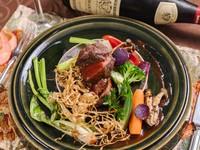 素材の持ち味を引き出した贅沢な味わい『コース料理 パスタ』
