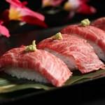 『炙り肉寿司&焼き鳥食べ放題コース』