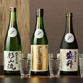 神奈川県の13酒蔵とコラボレーションしたオリジナル日本酒
