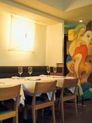 ミラノ出身の建築家がデザインしたインテリアは、イタリアモダン