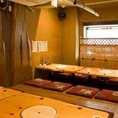 落ち着いた雰囲気の中で瀬戸内料理をごゆっくりお楽しみ下さい