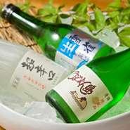 愛媛の地酒をお楽しみ下さい!