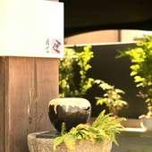京の町屋をイメージした大人の隠れ家