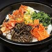 石焼ビビンバ(大皿)