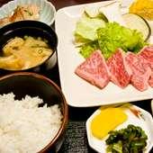 肉食女子必見!カルビ定食がなんと【1000円】という安さ!