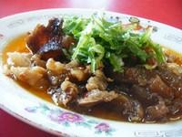 みそ辛ラーメン/担々麺