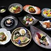 藤枝の老舗寿司屋。大事な方のおもてなしに是非ご利用ください。