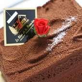 ホールケーキも人気!