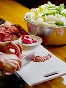 肉は新鮮なマトンを使用しています