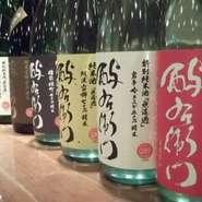 ヌッフ一押しの地酒! 純米・純米吟醸・純米大吟醸等 各種取り揃えております