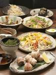 凪の人気一品料理を組み合わせたお得なセットコース!