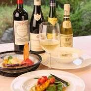 ※旬の終了限定ワインも各種ございます。