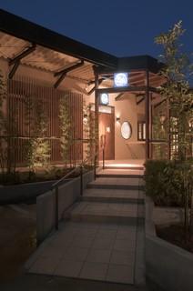 ★ こちらが、ロテスリー吉庭の入り口です ★