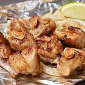 鶏ガーリック焼